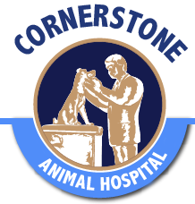 Cornerstone Animal Hospital Logo